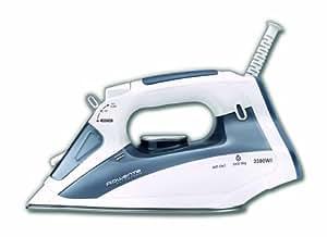 Rowenta DW4010 Autosteam - Plancha de vapor, 2300W, vapor continuo 35g/min, vapor vertical, función Autoclean, sistema antical