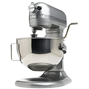 KitchenAid KV25GOXMC Professional 5 Plus 5-Quart Stand Mixer
