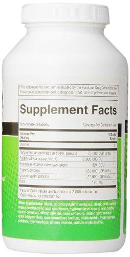 Medizym Systemic Enzyme 800 Tablets by Medizym (Image #4)