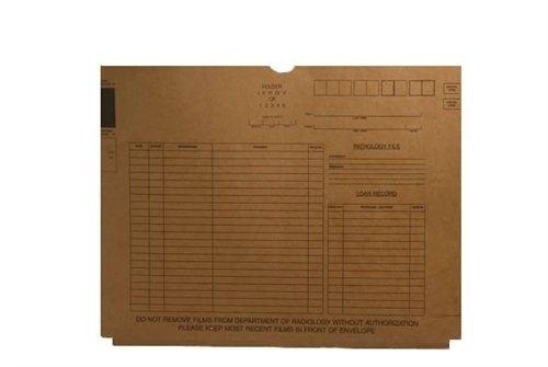 X-Ray Jacket - Preprinted Black Front, No Pocket, 14-1/2