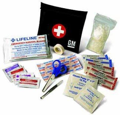 Genuine GM Accessories 88960626 First Aid Kit
