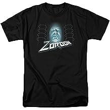 Trevco Men's Power Ranger Heads T-Shirt
