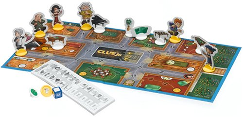 Amazon Clue Jr The Case Of The Missing Cake Toys Games
