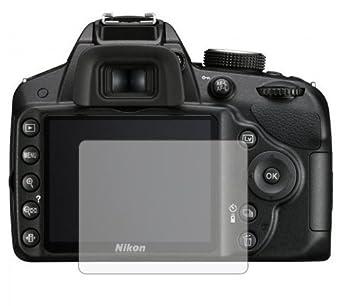 2a903d1a158be Membrane 3 x Protectores de Pantalla para Nikon D3200  Amazon.es   Electrónica