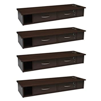 Styling Station Wall Mount Package of 4 - 42