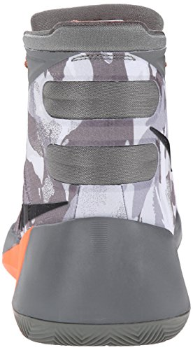 Nike Herren Hyperdunk 2015 Basketballschuh Getrommelt grau / Nacht Silber / tiefes Zinn / schwarz