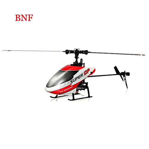 3d Rc Helicopter (Walkera Super CP 6CH 3D Flybarless 3-Axis-Gyro RC Helicopter BNF)