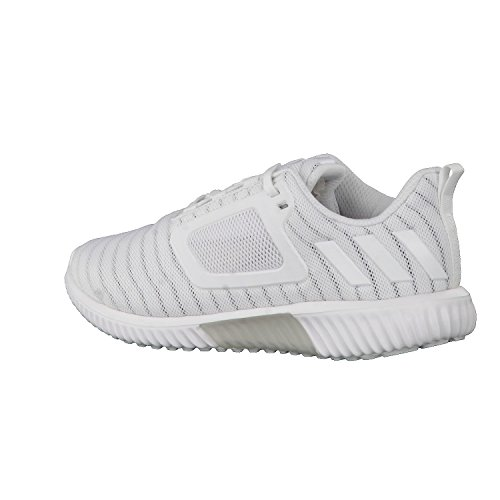 Cfp - Chaussures Femme Court, Blanc, Taille 37 1/3