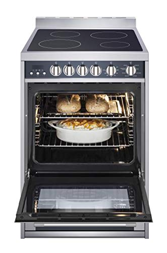 "Magic Chef Freestanding Oven MCSRE24S 24"" 2.2 cu. ft. Electr"