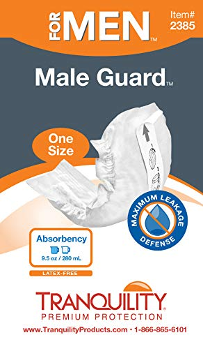 Tranquility Male Guard - 2 Pack Sample by Tranquility (Image #2)