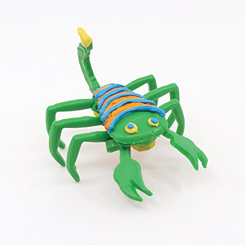 3Doodler Start Make Your Own HEXBUG Creature 3D Pen Set, Amazon Exclusive, with 2 Additional Insectoid DoodleMold by 3Doodler (Image #6)