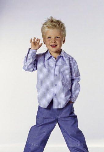 Burda Patrón 9792 Kids Camisa: Amazon.es: Hogar