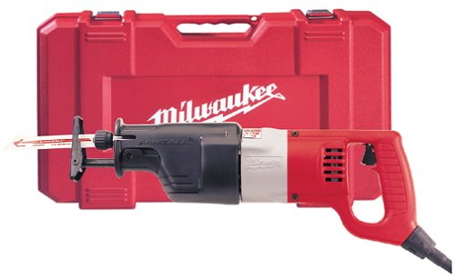 milwaukee super sawzall. milwaukee 6537-22 super sawzall with quik-lok blade clamp - power reciprocating saws amazon.com