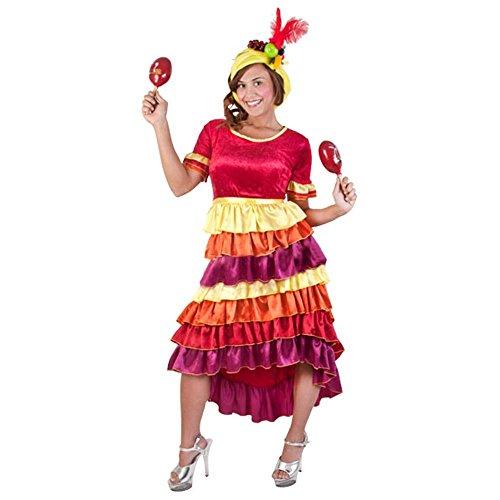 Adult Cha-cha Dancer Costume (Size:Standard) -