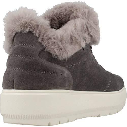 Geox D Basses Abx C9002 B Femme Grey A Gris Sneakers Dk Kaula dpWfqxnf