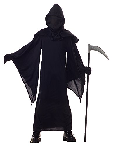 Classic Horror Halloween Costumes (California Costumes Horror Robe Child Costume,)