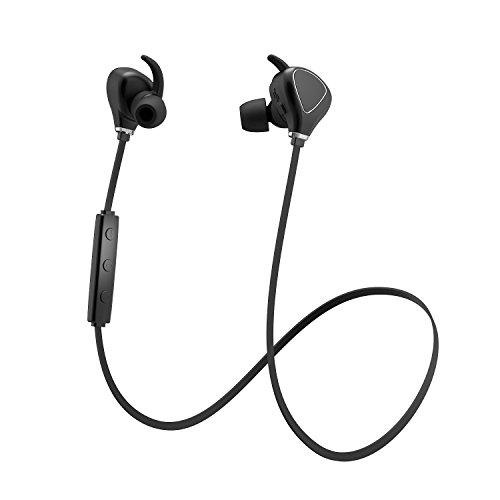 Bluetooth Headphones Yuwiss Sweatproof Cancelling