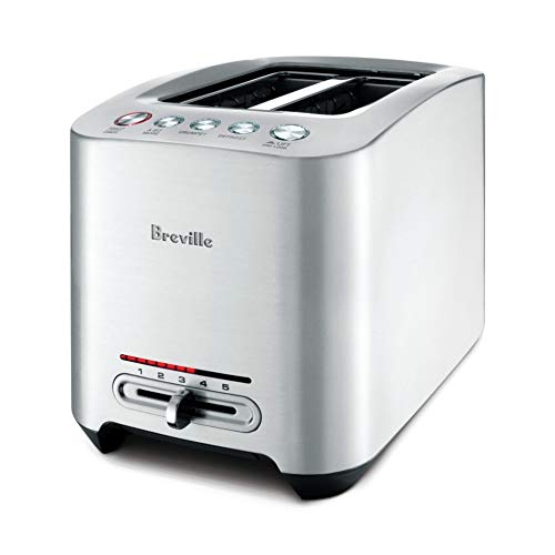 Breville Die-Cast Toaster BTA820XL, 2-Slice by Breville (Image #1)