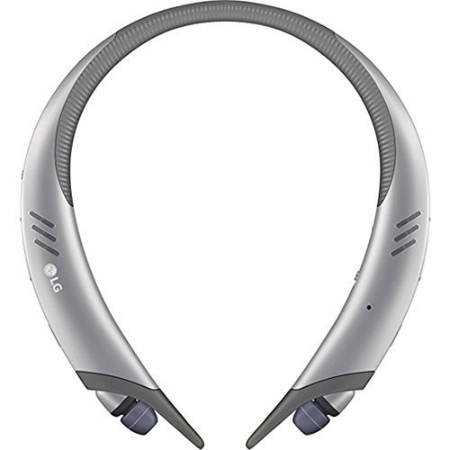 LG TONE Active+ Bluetooth Wireless Stereo Headset HBS-A100 Silver