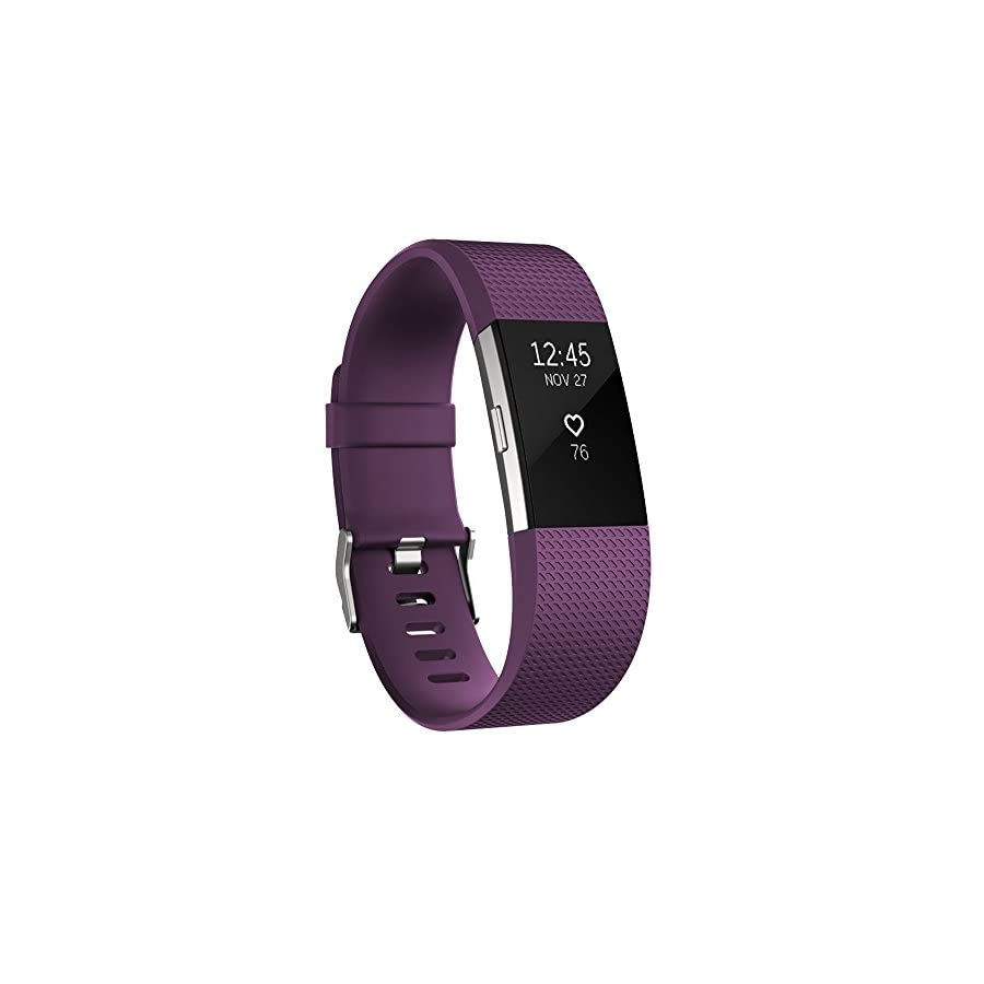 Fitbit Charge 2 Replacement Bands, RedTaro Fitbit Charge 2 Accessory Wristbands Small Large,12 Solid Colors and more Fashion Designs
