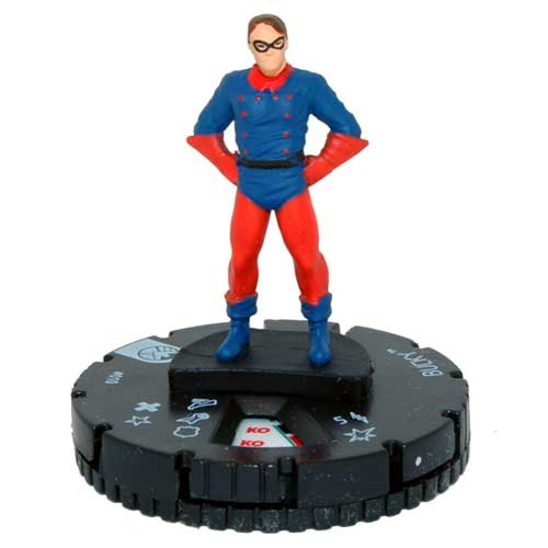 Heroclix Nick Fury Agents of S.H.I.E.L.D #010 Bucky with Character (Spy Common Card)