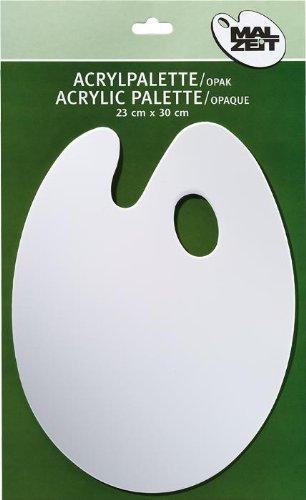 Paleta de plástico O 23 x 30 cm AMI
