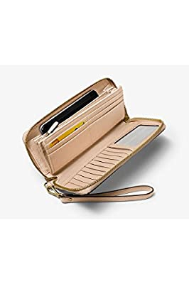 Michael Kors Money Pieces Travel Continental Saffiano Leather