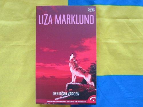 """""""Den Röda Vargen"""" av Liza Marklund"""