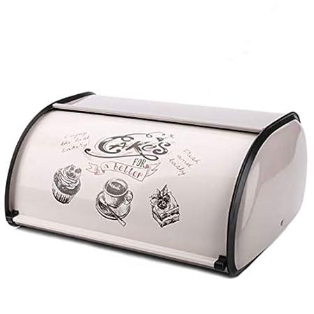 Caja de almacenamiento para pan, de SODIAL, estilo vintage, con ...
