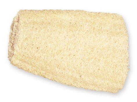 Agiva - Spugna di Luffa, esfoliante per il corpo, perfetta per il tuo bagno e doccia