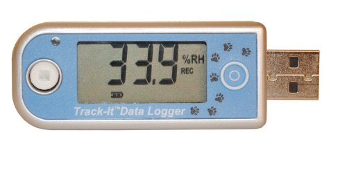 Monarch RHTrack-It Temperature Logger with Display and Standard Battery