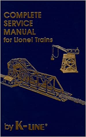 Terrific Complete Service Manual For Lionel Trains Maury D Klein Wiring Database Ilarigelartorg