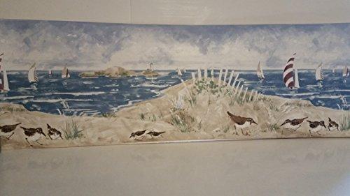 Norwall Wallpaper Border CD70482LL - Beach Fun