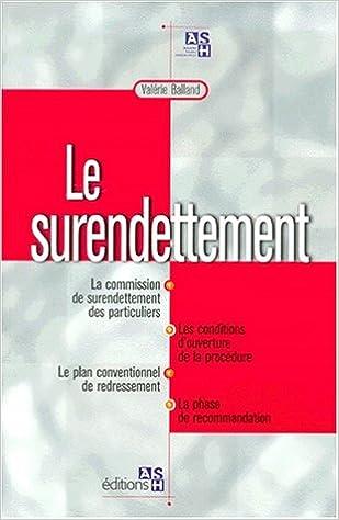 Lire Surendettement epub, pdf