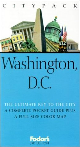 Download Fodor's Citypack Washington, D.C., 3rd Edition (Citypacks) PDF