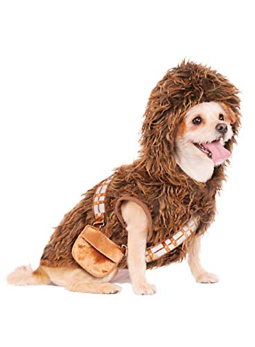 HalloCostume Chewbacca Dog Costume - Star Wars, Dog Costumes for Halloween