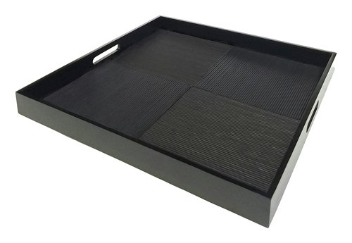 Large Square Tray (Simply Bamboo Extra Large (20