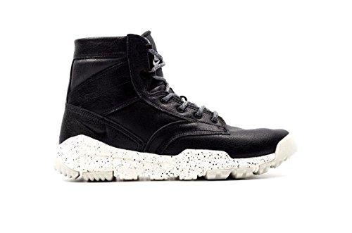 Nike 862506-001, Botas de Senderismo para Hombre, Negro (Black / Black-Sail), 41 EU