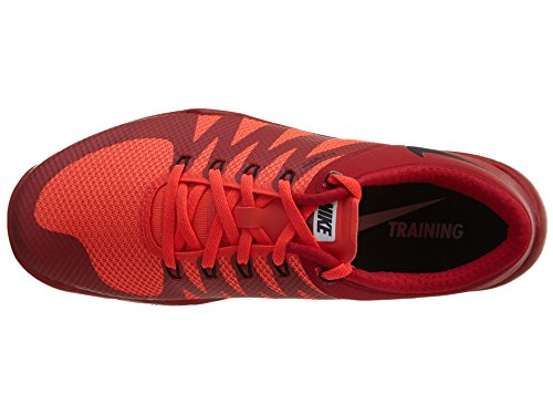 Top Blanco Red Crmsn Low 0 Negro brght white Free Herren Gym 5 Blk Rojo V6 Trainer Nike q0gxT0