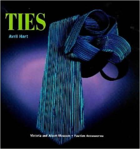 Book Vafa: Ties (V & A Fashion Accessories)