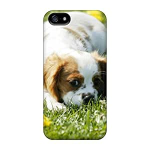 ESuhILq7490NUnNy DustinHVance Awesome Case Cover Compatible With Iphone 5/5s - Just A Little Shy