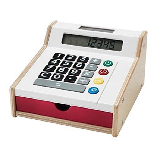 Ikea Duktig Toy Pretend Cash Register - Solar Powered - 802.565.01