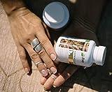 Ashwagandha Organic Capsules (1080 mg) – by JIVA