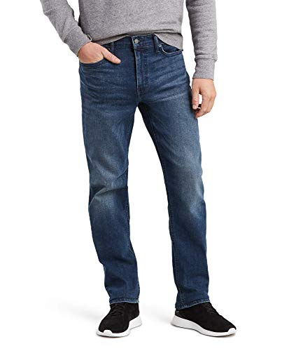 Levi's Men's 541 Athletic Straight-Fit Jean, Husker - Stretch, 34x34