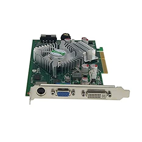 Amazon.com: Nvidia Geforce 7600GS 512MB AGP Video Card for ...