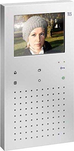 TCS Mehrfamilienhaus Türsprechanlage mit Kamera Innenstation IVW9030-0140