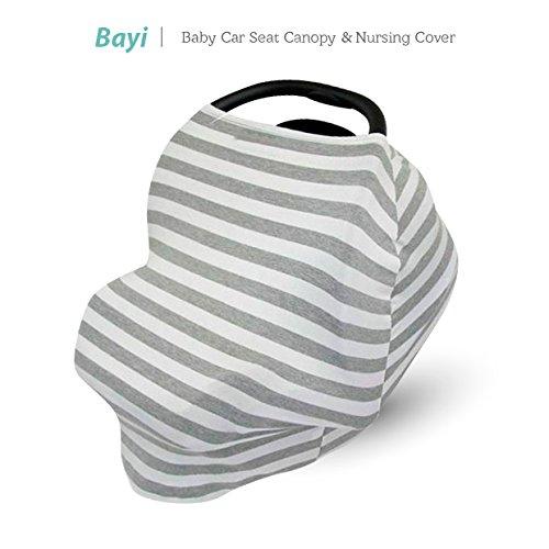 All White Baby Stroller - 8