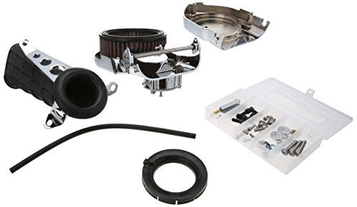 Kuryakyn 9409 Pro Series Hypercharger Air Filter Kit