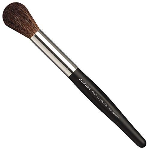 da Vinci Cosmetics Series 90222 JOY Blusher Brush, Round Natural Hair, 0.99 Ounce