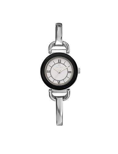 Reloj Acero Mujer Plata